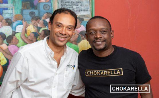Digicel Entrepreneur de l'année 2017: Michel Lamarre à l'émission Chokarella